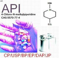 Pharmaceutical drug:4-Chloro-N-methylpiperidine,CAS:5570-77-4