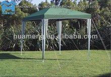 Easy Set up Green Polyester Gazebo 2.5X2.5M