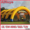 used inflatable paintball tent for commercial events