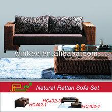 popular modern hotel 3 seater sofa