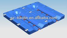 Floating PE pontoon for jet ski