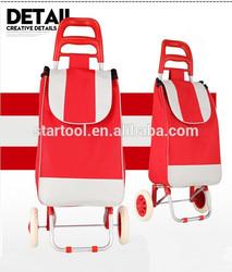 Sturdy promotion shopping trolley bag