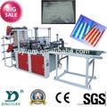 Fqct- 600 deux- couche complète- automatique sachet en plastique faisant la machine