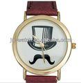 Barba vestido de regalo bonjour reloj del reloj coss