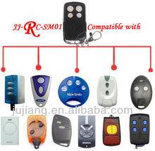 Agradable, bft, dea, compatible faac 12 con las marcas europeas de control remoto