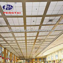 Perforated aluminum sheet metal building