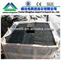 Laizhou kingstone bandes. ardoise noire