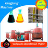 Vacuum Refining Machine for Base Oil from Waste Car Engine Oil