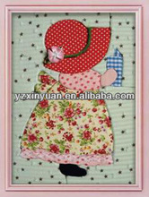 DIY art----Patchwork picture .R022.020-01