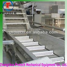 Protech industrial tunnel zirconia/zirconium oxide microwave drying machinery