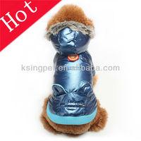 Fur Trim Dog Coat, Pet Clothes, Dog Clothing Factory