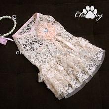 dog wedding dress wholesale with low MOQ