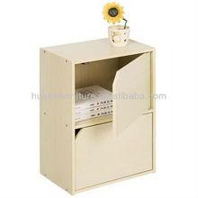 2 door 2 layer wood filing cabinet furniture particel board cheap filing cabinet modern furniture