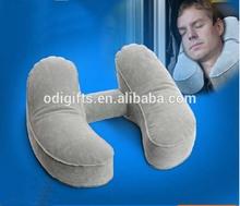 pvc Inflatable Travel Pillow folding travel pillow travel neck pillow