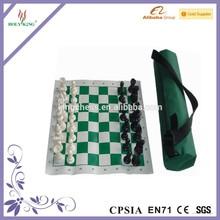 vinyl Chess Travel Game