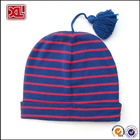 2014 New fashion design hot sale winter beanie knitted hat