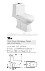China sanitary ware ceramic bathroom toilet