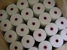 plastic dark image blank thermal paper roll