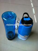 beautiful & colourful fruit shake n take juice blender