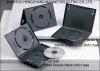 14mm dvd case black