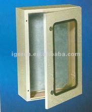 plexiglass door metal box IG303015 with CE