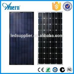200W Monocrystalline price per watt solar panels For Home Use