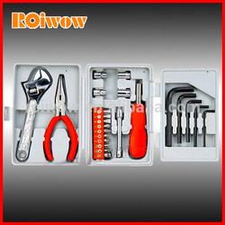 24PCS tool kit/hand tool kit