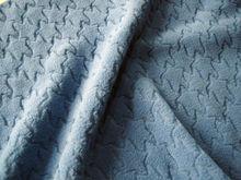 plain dye polar fleece / micro polyester jacquard polar fleece fabric