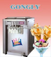 auto control professional soft serve ice cream machine