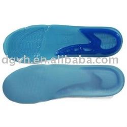 adhesive metatarsal lift massage soft gel shoe insoles