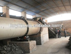 High Quality and best selling rotary cassava dryer machine