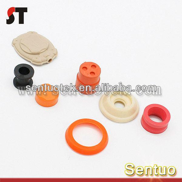 Non-toxic Customized Molding Silicone Rubber Part
