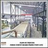 100% Non-asbestos Fiber Cement Board Making Machinery/ Calcium Silicate Board Making Machinery Production Line