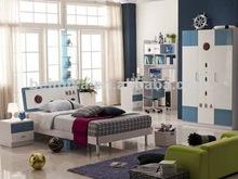 Latest Korea Design home bedroom Set /home furniture bed 850#
