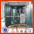 Transformador de filtración de aceite, transformador de secado al vacío, zyd dos- etapa de vacío purificador de aceite de la máquina