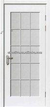 glossy white paint doors in oriental style inner door hangar door