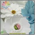 2013 decoração crepe flor de papel