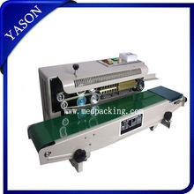 plastic film sealer, aluminum foil bag sealer, automatic continuous plastic bag sealer