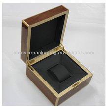 luxury wooden watch box hot sale in China
