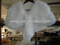 2013 damas nuevo diseño de piel de zorro chal