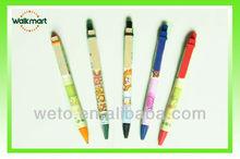 carton ECO paper pen