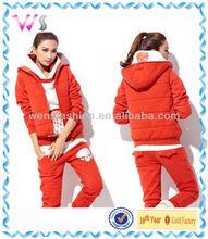 2014 fashion winter hoodie/ hoody set for women fashion hoodies
