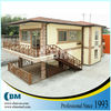 Luxury two-storey light Steel Structure prefab Villa VH005