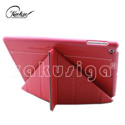 KAKU Best ultra-thin for ipad mini case leather cover for ipad mini 1/2
