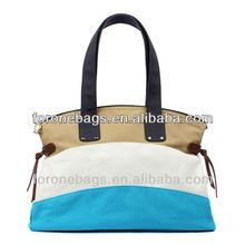 New style fashion women casual canvas handbag