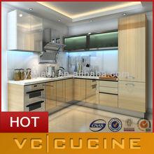 Foshan affordable modern UV fancy kitchen cabinet door handles