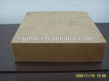 thickness 18mm plain/melamine MDF
