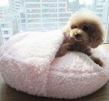 2015 pet sleeping bag cushion