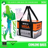 6 Bottle Wine Cooler Bag, Practical Wholesale high quality insulated cooler bag