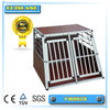 2014 High quality double dog cage folding dog cage